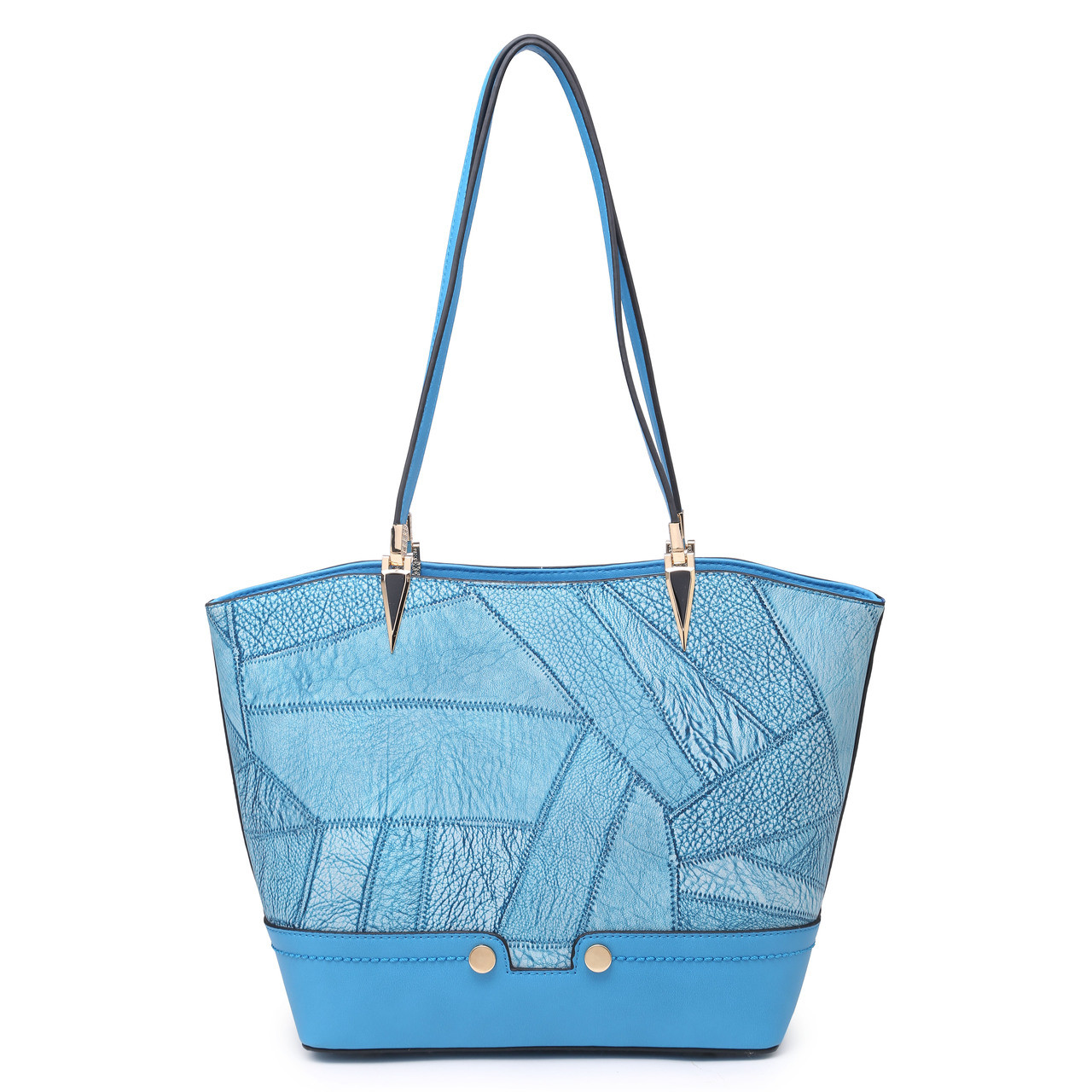 dec400557e1 Kangaroo Women's Fashion Puzzle Handbag Leather Shoulder Tote Bags and  Purses