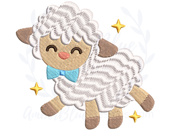 Happy Easter Sheep
