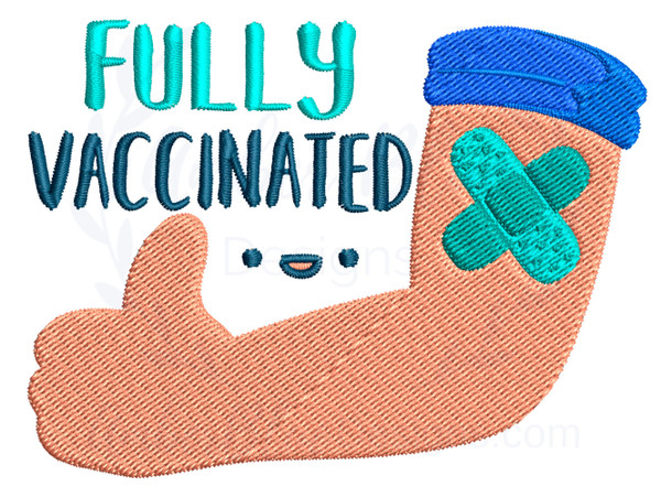 Fully Vaccinated Arm