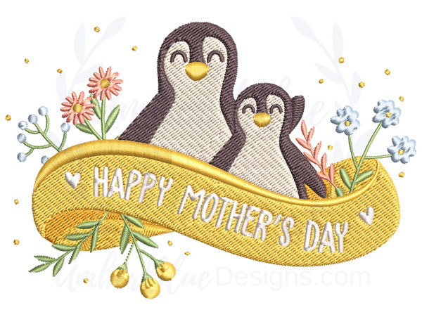 Mother's Day Penguins