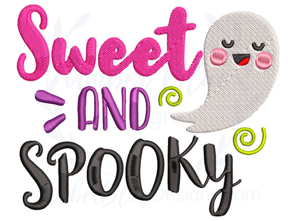 Sweet and Spooky