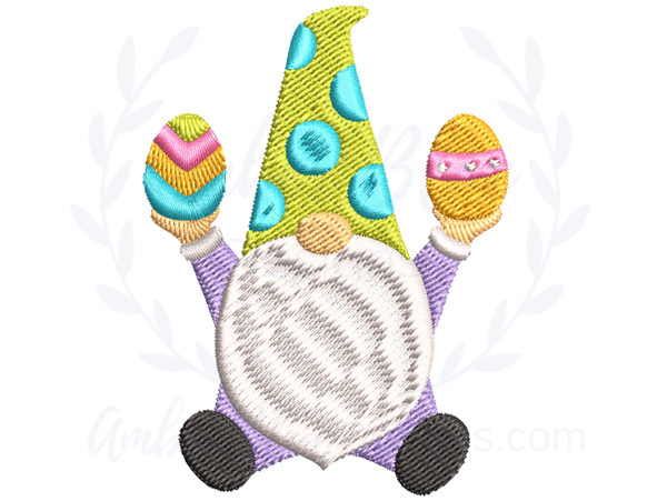 Spring Easter Gnome
