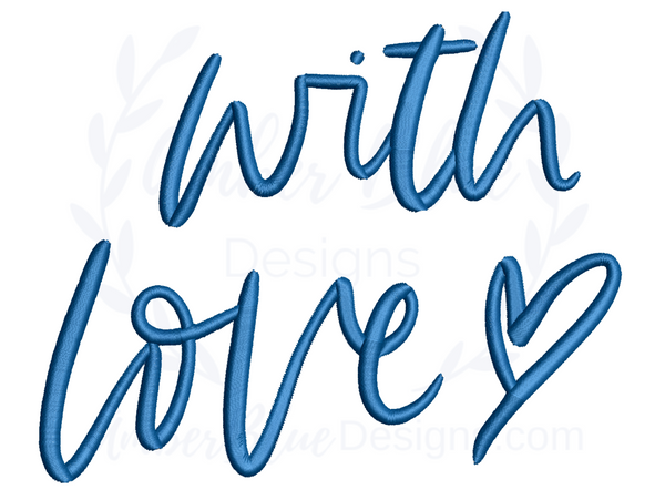 With Love Script