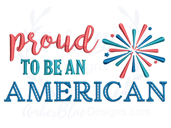 Proud To Be An American, Fireworks