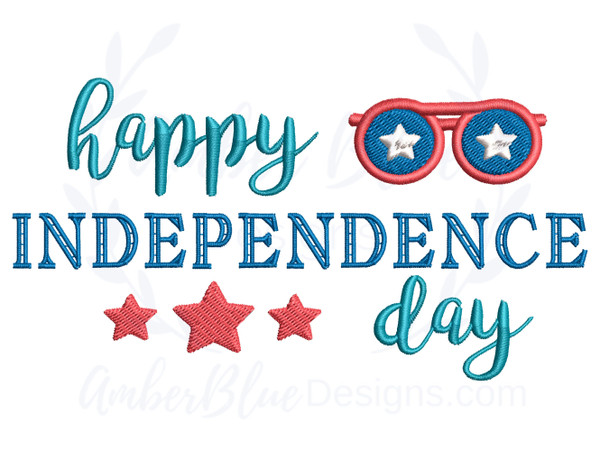 Happy Independence Day, Sunglasses