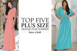 The Top 5 Plus Size Dresses for Summer