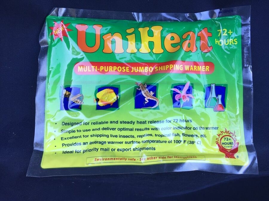 Heat Pack, 72 hour