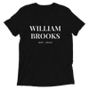 William Brooks Lifestyle and Grooming Signature T-Shirt