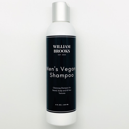 Men's Vegan Shampoo