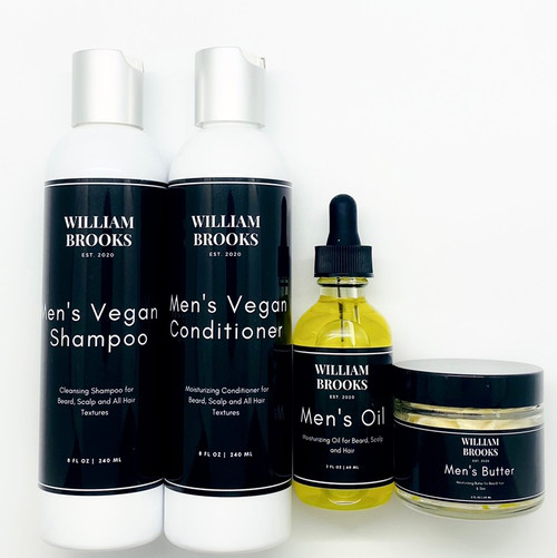 Men's Complete Grooming Set