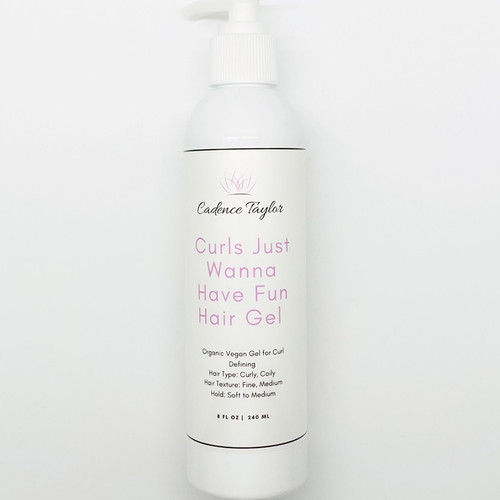 Curls Just Wanna Have Fun Hair Gel