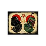 Boba Fett & Vader - Shawzy