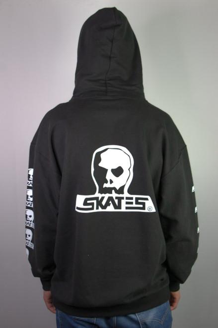 Skull Skates - Logo Hood