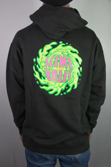 Slimeballs - Logo Hood