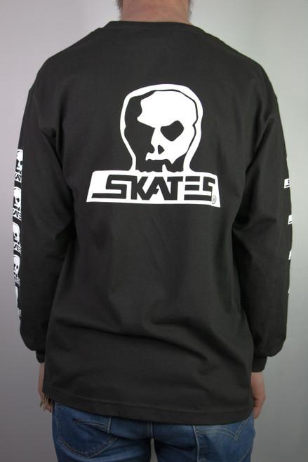 Skull Skates - Logo L/S
