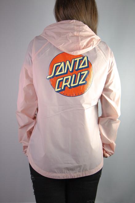 Santa Cruz - Sheer Dot Windbreaker