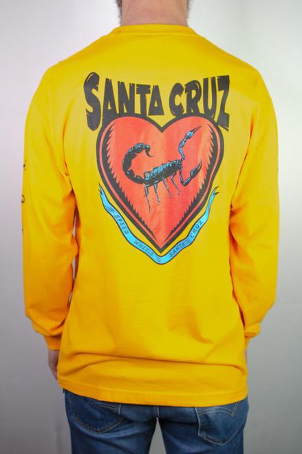 Santa Cruz - Sacred Heart L/S