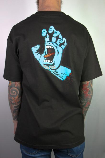 Santa Cruz - Screaming Hand - Black