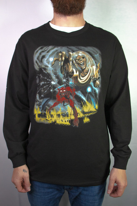 Zero x Iron Maiden -  Number of the Beast