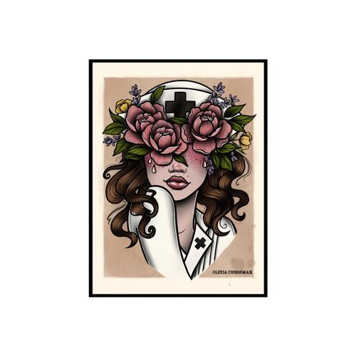 Nurse in Colour - Olivia Chessman
