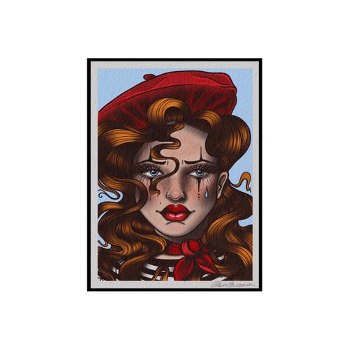French Lady - Olivia Chessman