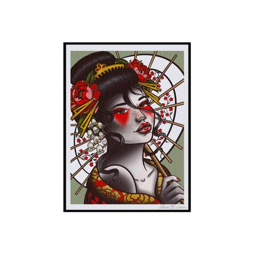 Geisha - Olivia Chessman