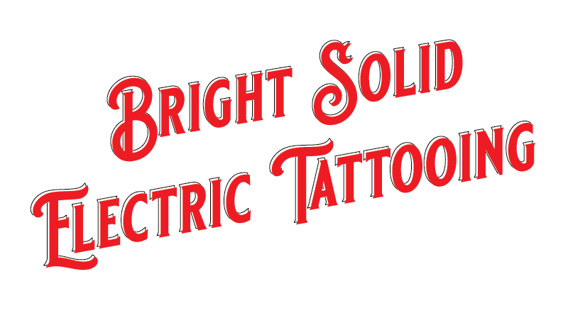 Bright Solid Electric Tattooing