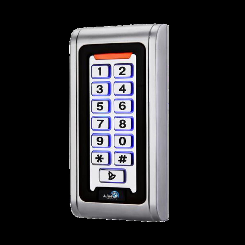 Access control stand alone-Contrôle d'accès autonome