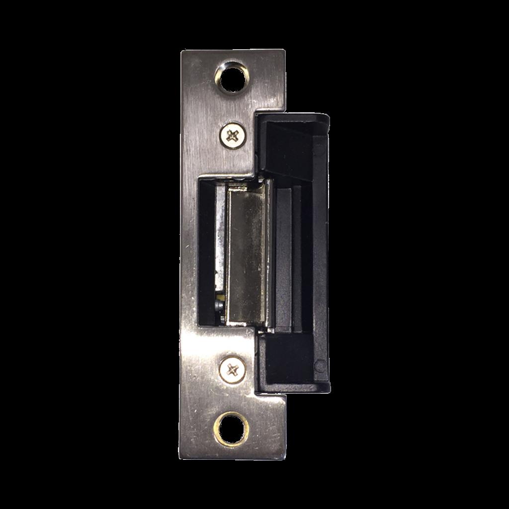Door strike for metal frame (short)