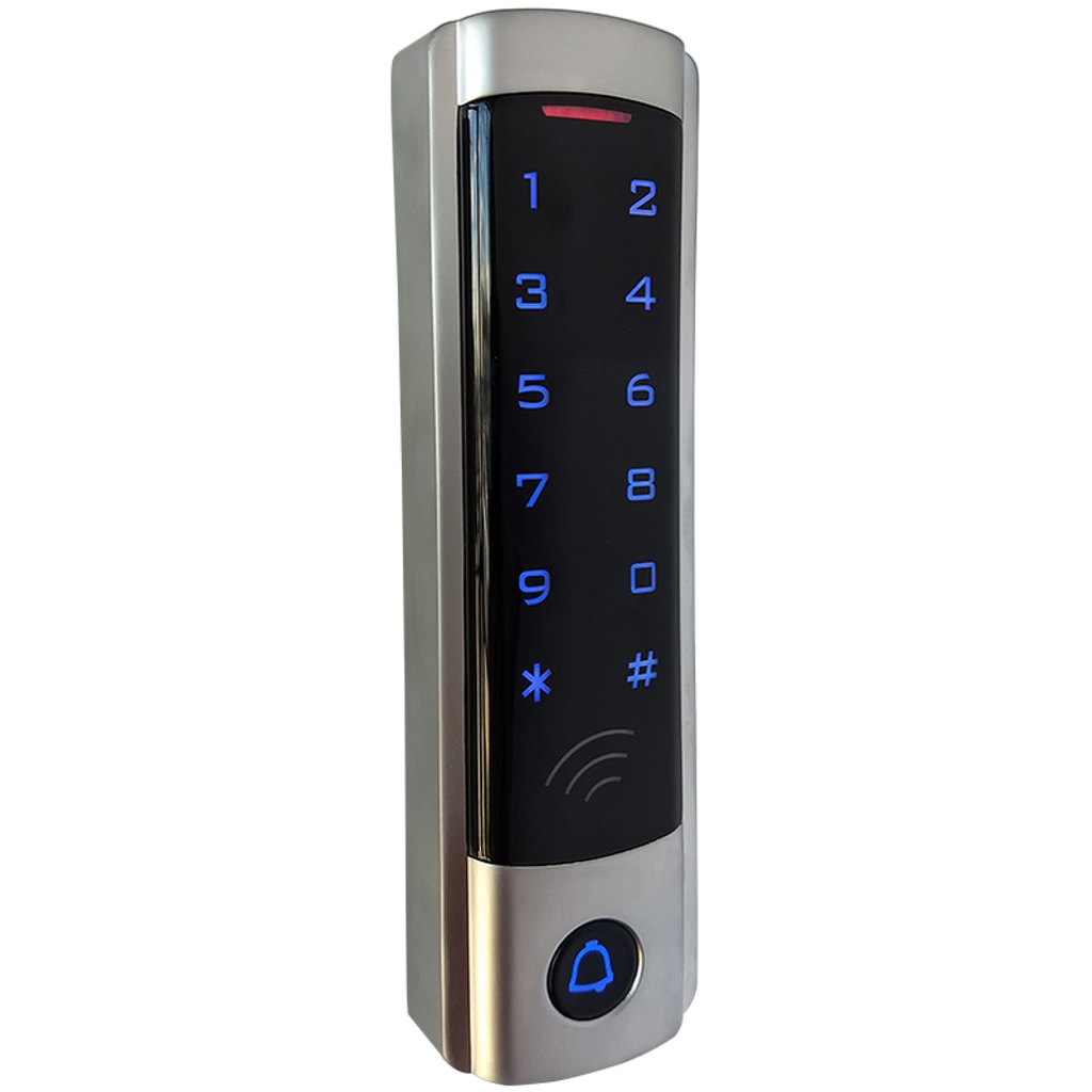 Slim Access Control With Touch Keypad ( Hybrid)