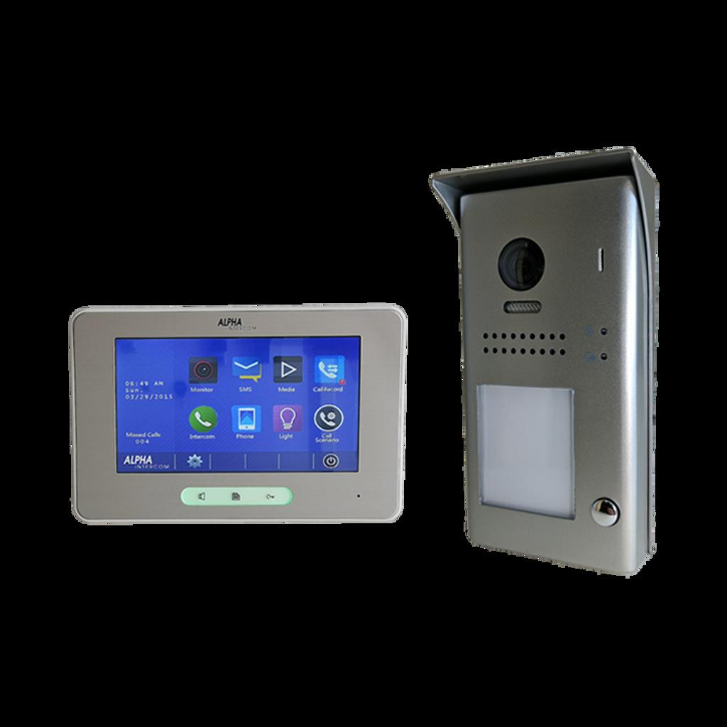 Kit 1 bt Video iSimple Touchscreen