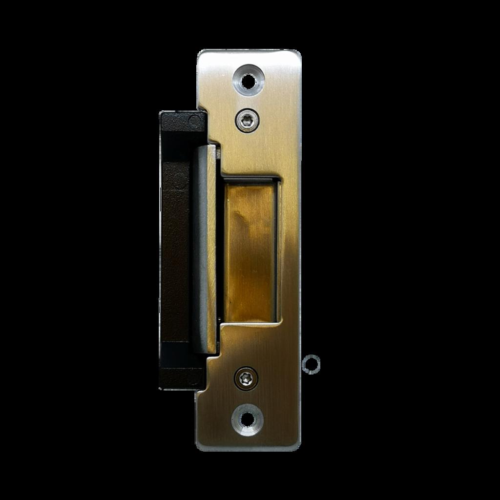 Heavy Duty Door Strike Short (hybrid fail safe / fail secure)