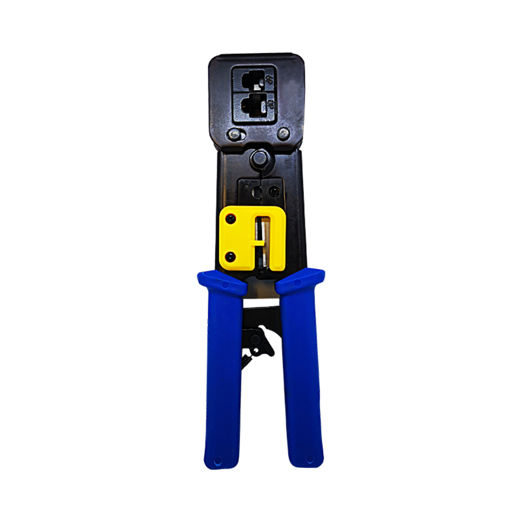 Easy RJ45 Advanced Crimp Tool, Blue