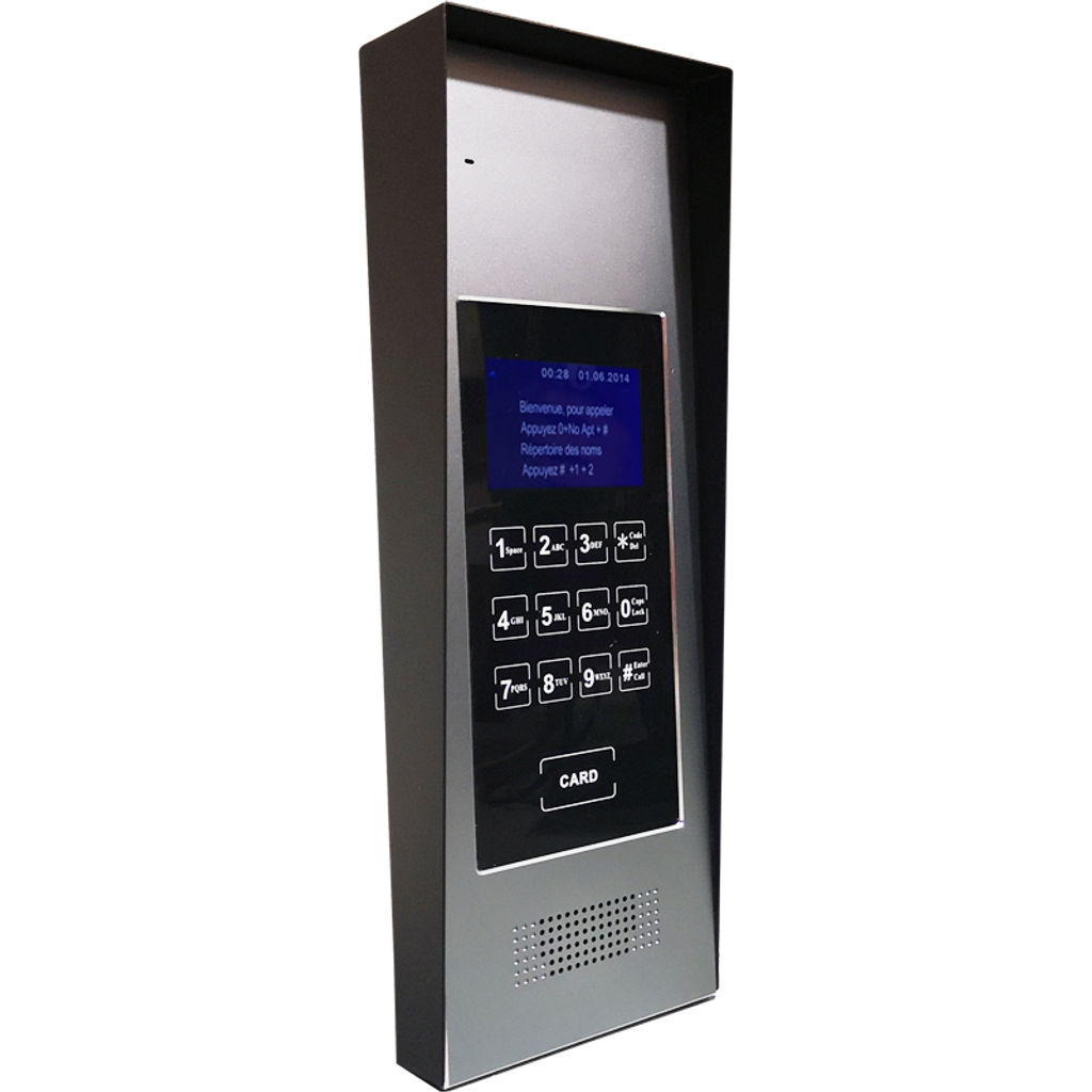 Intercom Toronto 3G Cellular Telephone Entry System
