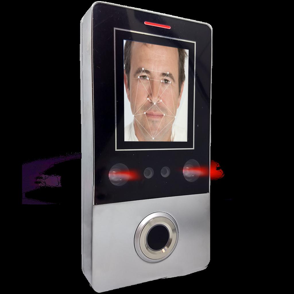 Face Recognition With Fingerprint Access Control