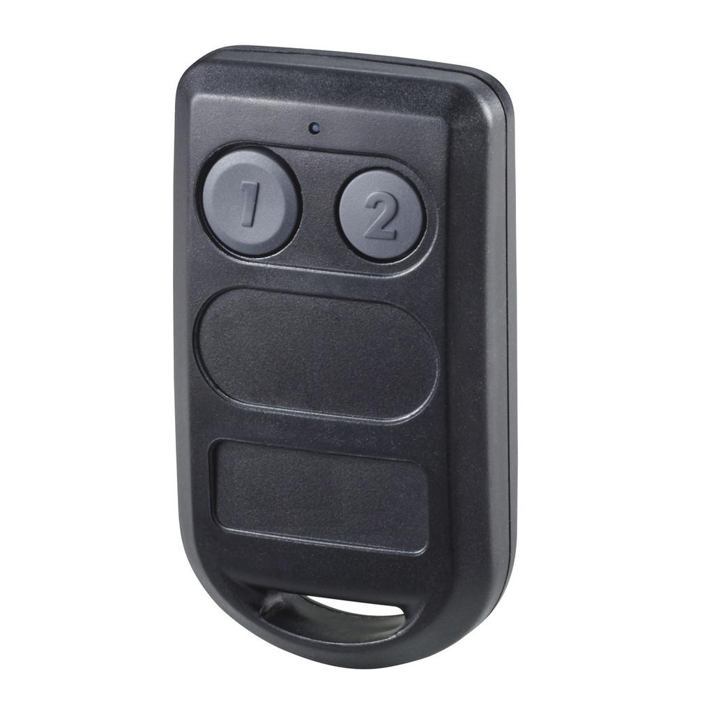 Door remote control transmitter 2 Button Transmetteur de télécommande