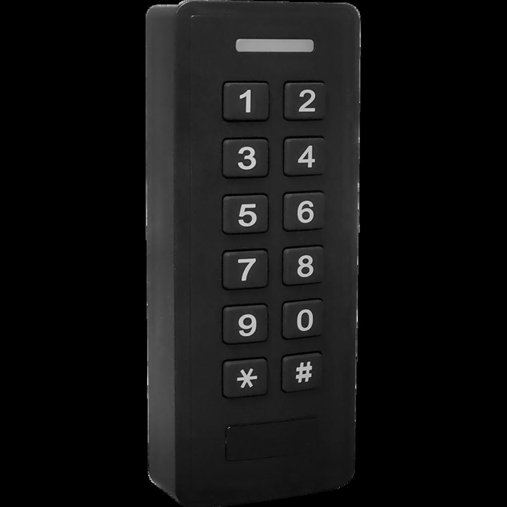 Stand alone system keypad/Lecteur carte autonome