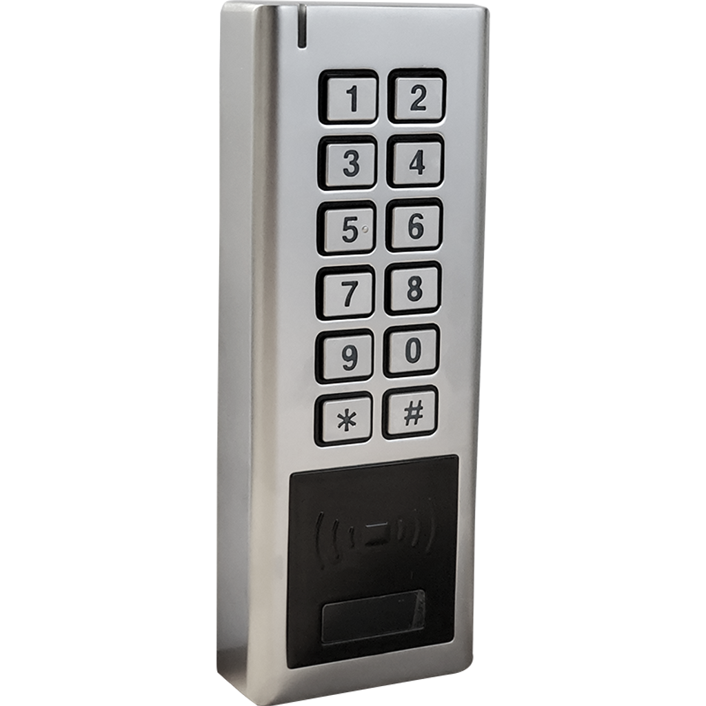 Universal Access Control AC/DC