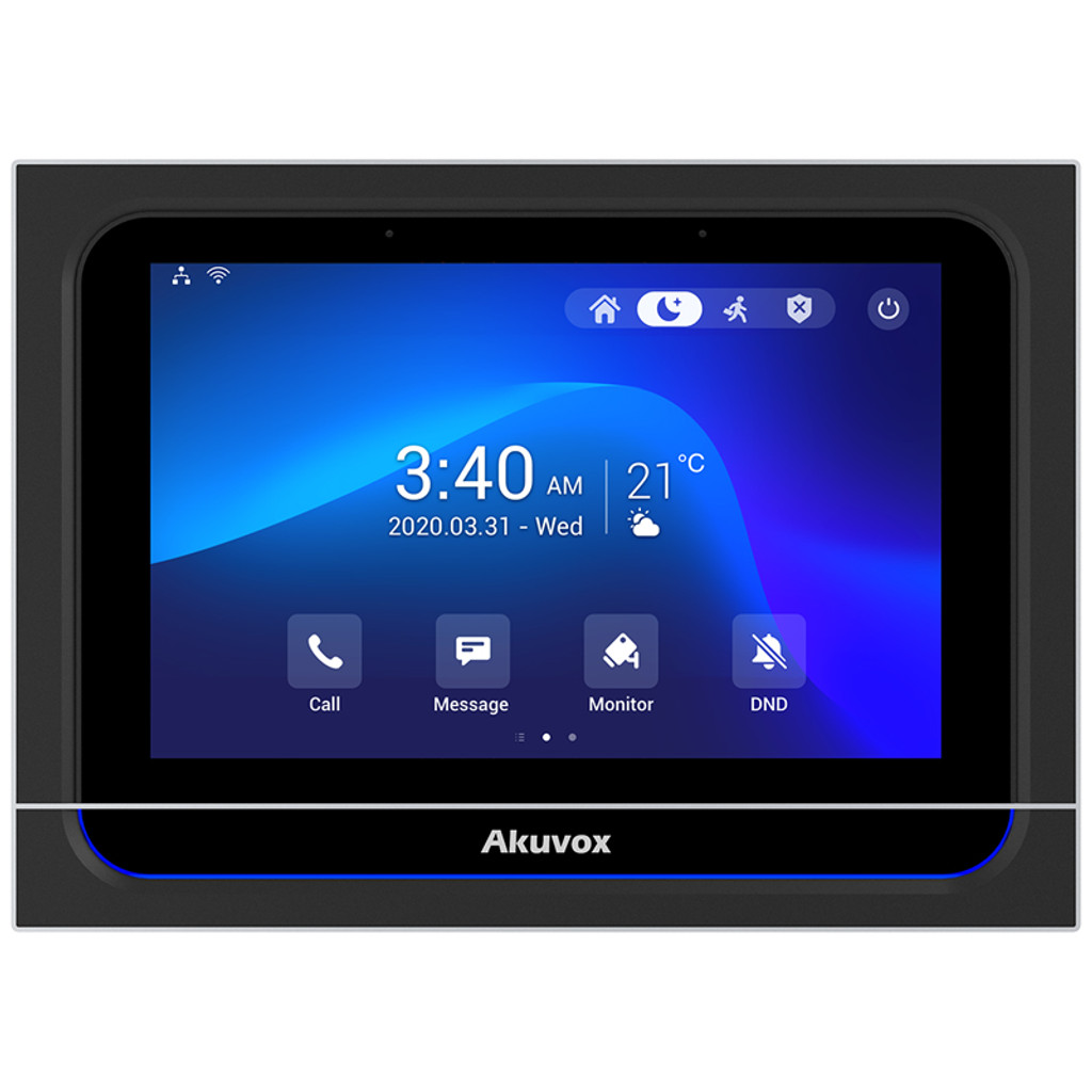 Akuvox Luxury Smart Indoor Monitor