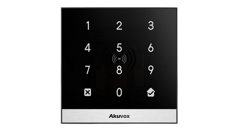 Akuvox A02 Cloud Access