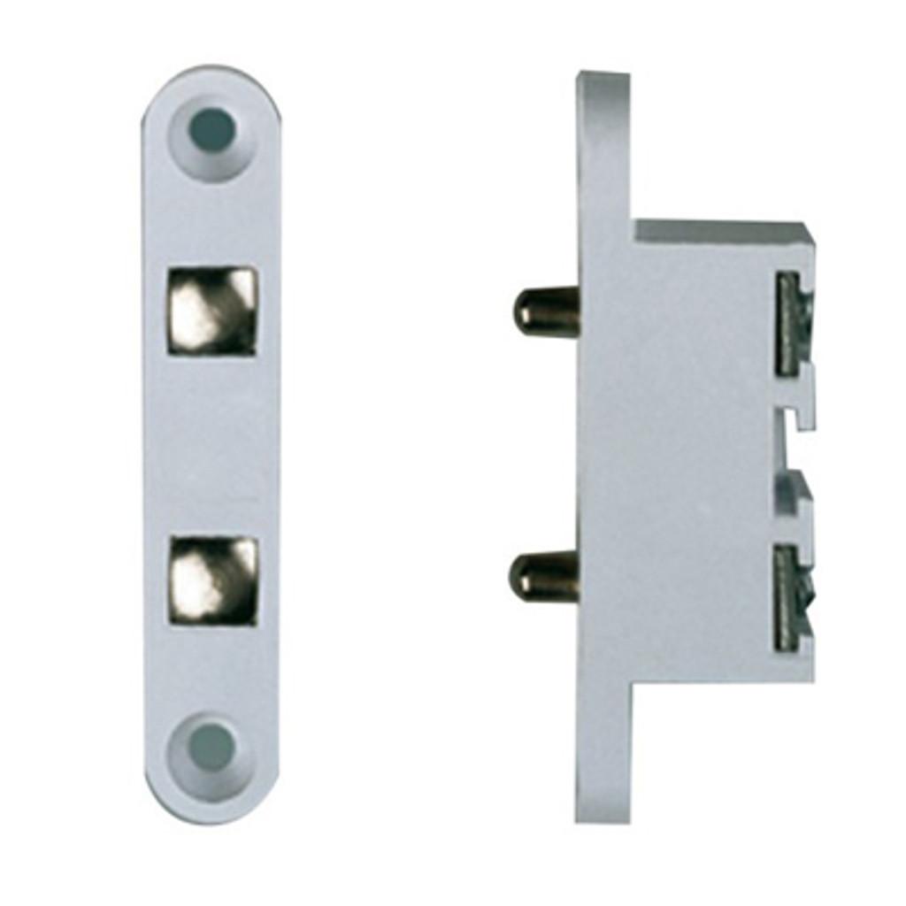 Contacts de porte double pour alimenter la gâche électrique 12V/24V