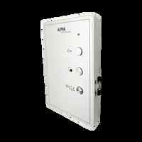 Audio intercom Isimple kit 4 push buttons -Systeme d'intercom Isimple  kit