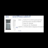 Intercom Fermax kit 10 Apts  4+N