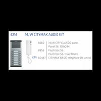 Fermax audio kit 14 Apts 4+N