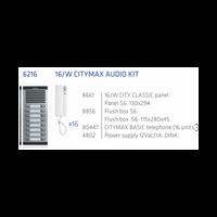 Fermax intercom kit 16 Apts 4+n