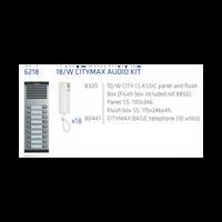 Kit 18 Apts 4+N Audio