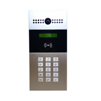 Telephone entry & Access ( With Directory Name)Canada Flush Mount