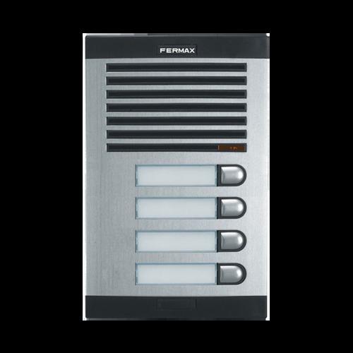 Interphone audio Fermax Kit 4 Apts 4+N