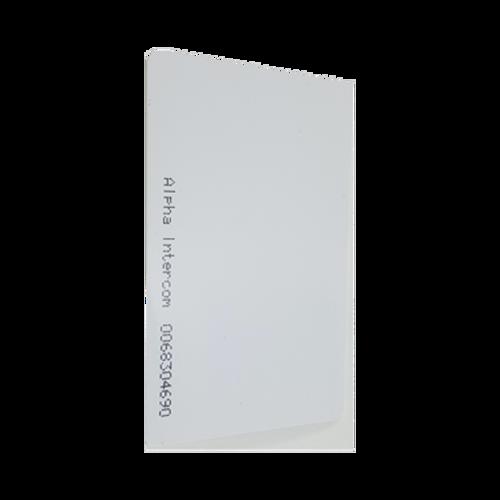 PROXIMITY CARD BADGE -CARTE DE PROXIMITÉ