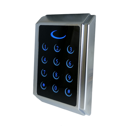 Access control touch